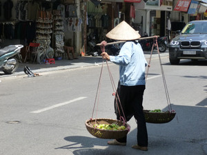ベトナム/ハノイの散策風景